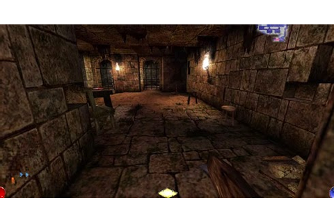 The Nocturnal Rambler: Arx Fatalis: Old School Game in a ...