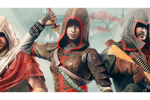 Assassin's Creed Chronicles Trilogy Pack (PS Vita ...