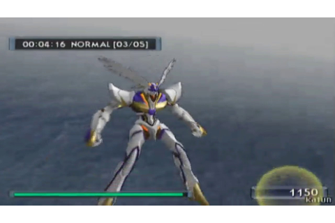 Lets Play: RahXephon [PS2] Boss Time-Attack - YouTube