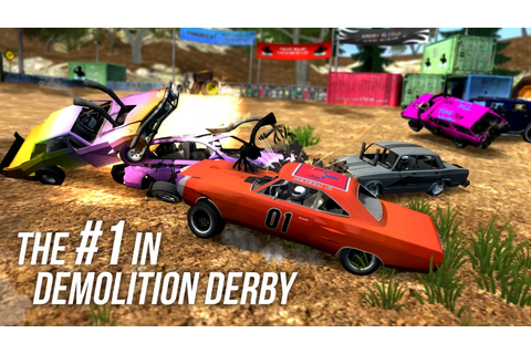 Demolition Derby Multiplayer - Online Game Hack and Cheat ...