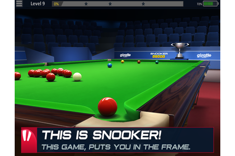 Snooker Stars - Android Apps on Google Play