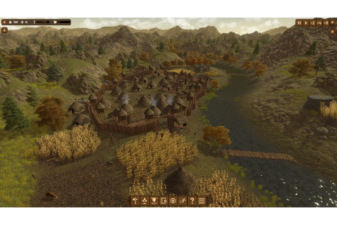 Dawn of Man torrent download v1.1.1 (upd.13.05.2019)