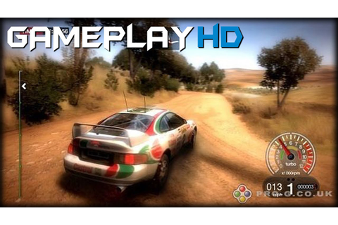 Colin McRae Rally Remastered Gameplay (PC HD) - YouTube