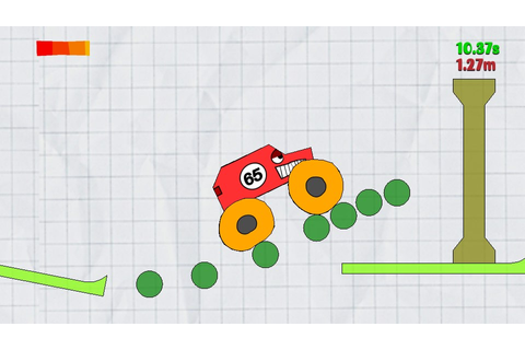 JellyCar VITA – Simple Code of Marcin