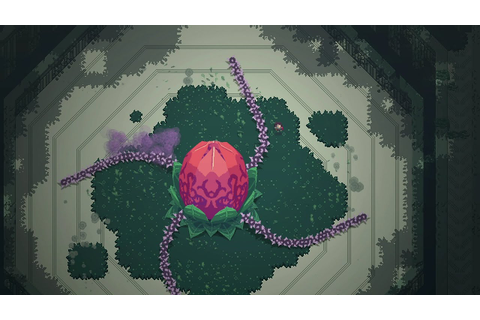 Titan Souls - Gameplay Trailer - YouTube