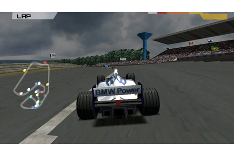 PS1 - Formula One 2001 - GamePlay [4K:60FPS] - YouTube