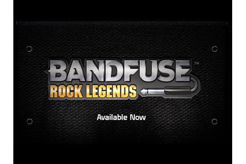 Bandfuse: Rock Legends (PS3) February DLC Trailer - YouTube