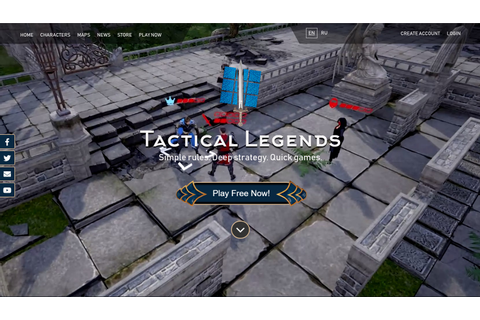 Tactical Legends Windows game - Indie DB