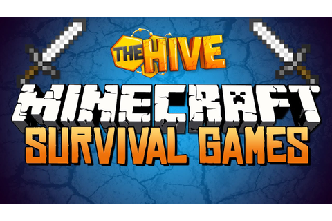 Minecraft Survival Games on the HiveMC - YouTube