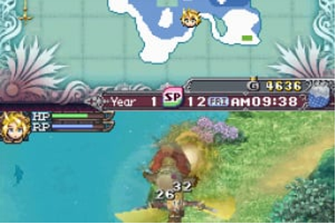 Rune Factory 3: A Fantasy Harvest Moon (DS) Game Profile ...
