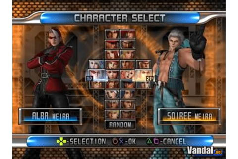 King of Fighters, The - Maximum Impact 2 (Europe) ISO