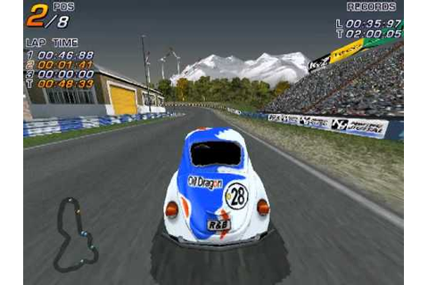 Beetle Crazy Cup - Speed - Master - VW Beetle - YouTube