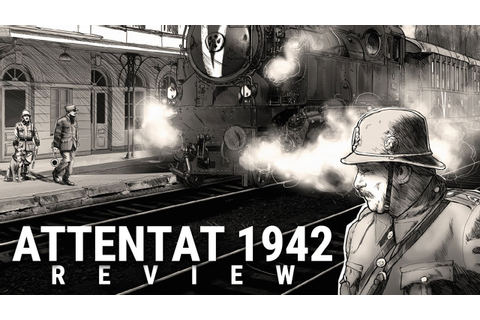 Attentat 1942 | Review | 1440p60 - YouTube