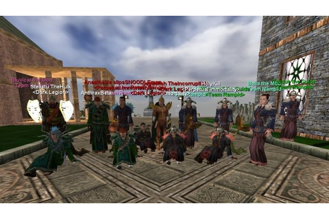 Crowns of Power Fans Buy Out Game from Developers - MMORPG ...