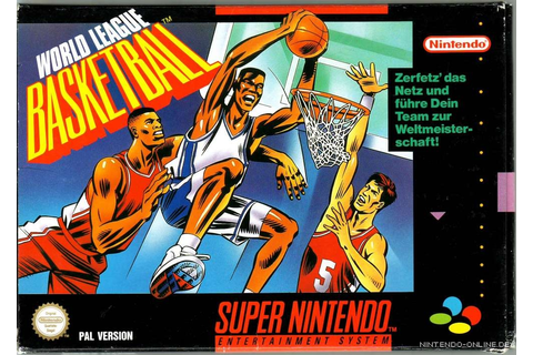 World League Basketball - Nintendo-Online.de