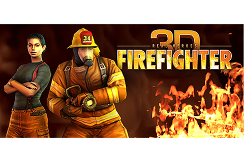 Real Heroes: Firefighter [Online Game Code]