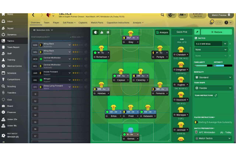 Football Manager 2018 Download - FM 2018 free sport game