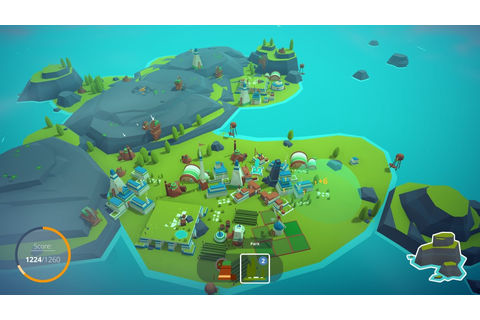 Islanders is the most relaxing strategy game ever | PC Gamer