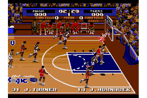 Tecmo Super NBA Basketball Screenshots | GameFabrique