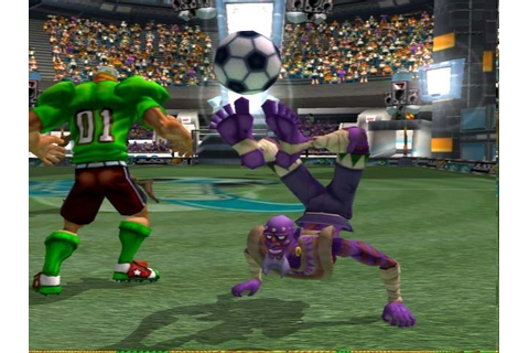 Test Sega Soccer Slam sur PlayStation 2