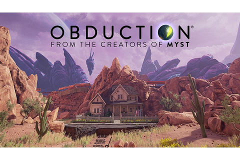 Obduction is free on GOG for 48 hours | Indie Game Bundles