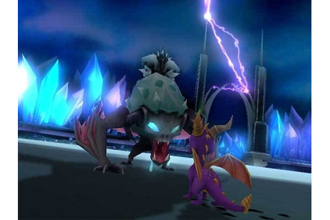 The Legend of Spyro: A New Beginning Screenshots - Video ...