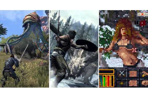 Ranking All The Elder Scrolls Games From Worst To Best ...