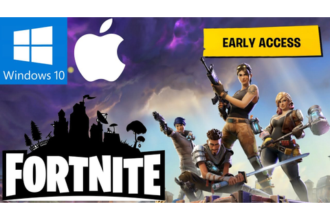 How To Download FortNite For Free on PC and Mac 2019 - YouTube