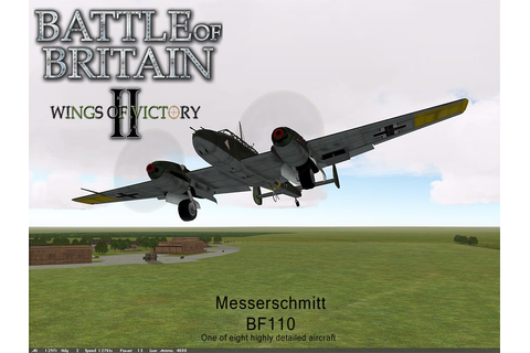 Simulátor Battle of Britain II: Wings of Victory - Games.cz