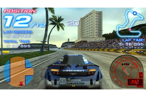 Ridge Racer 2 [PSP+PPSSPP] ISO Rom for Android « Smart ...