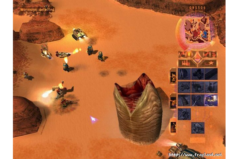 Retro Games that Deserve a Reboot: Dune
