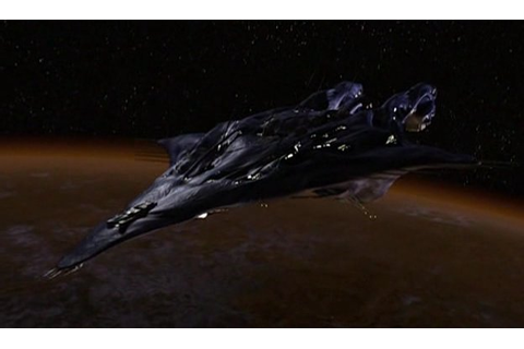 Wraith cruiser | SGCommand | Fandom powered by Wikia