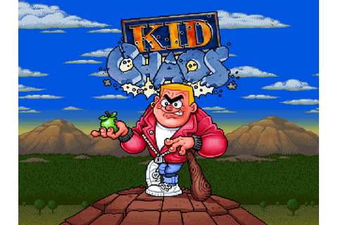 Kid Chaos : The Company - Classic Amiga Games