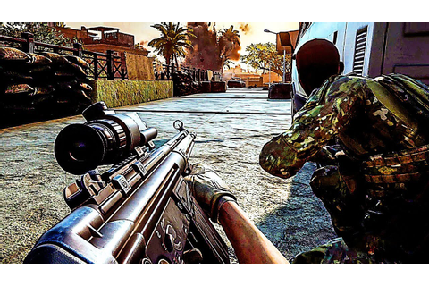 AWESOME First Person Shooters Games 2018 - YouTube
