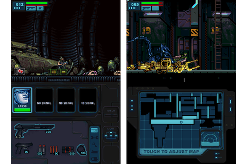 Aliens Infestation Review (2011's Nintendo DS Game ...