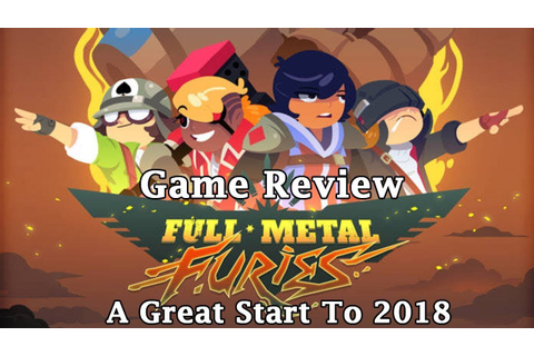 Full Metal Furies Game Review (The Right Way To Start The ...