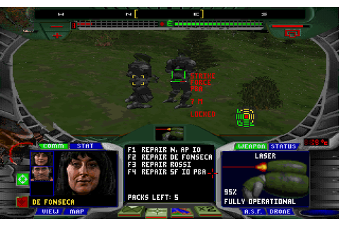 Download Terra Nova: Strike Force Centauri Full PC Game