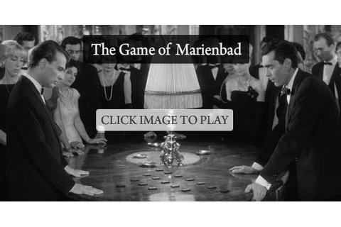 Eternal Thinker: The Game of Marienbad
