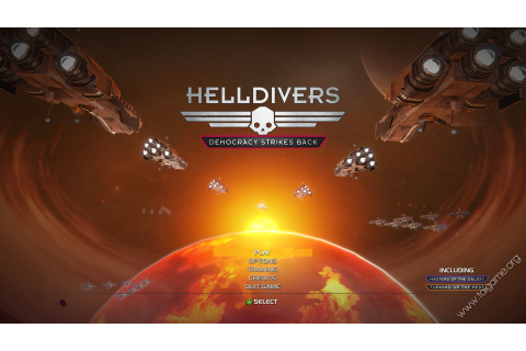 HELLDIVERS Digital Deluxe Edition - Download Free Full ...