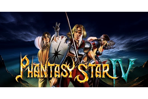 Phantasy Star 4 - The End of The Millenium Download Game ...