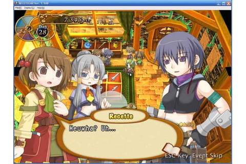 Recettear: An Item Shop's Tale Game Download Free For PC ...