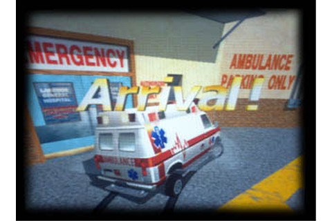 Emergency Call Ambulance | 101 Video Games That Made My ...