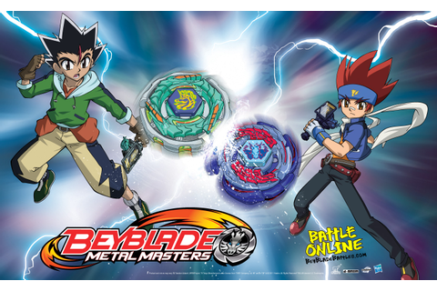 Beyblade: Metal Masters | Beyblade Wiki | FANDOM powered ...