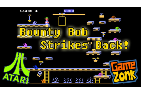 Bounty Bob Strikes Back - Atari 5200 - Play Through ...
