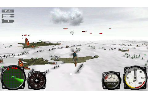 Air Conflicts – Aces of World War II – DroidTrix