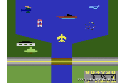 Download River Raid & Play Free | Classic Retro Games