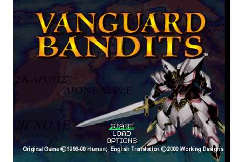Vanguard Bandits - PlayStation Network Review | Chalgyr's ...