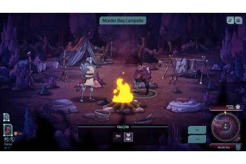 Griftlands is a New Sci-Fi RPG from Klei Entertainment ...