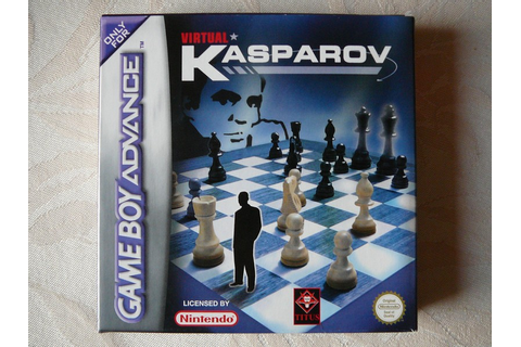 Virtual Kasparov Game Boy Advance - Nintendo Museum