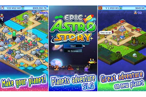Epic Astro Story 2.0.3 Apk + Mod Money for Android